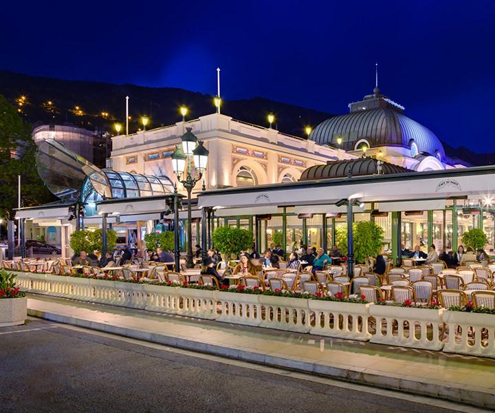 Adresse Du Cafe De Paris Monaco