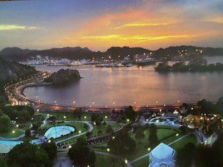 La Beauté a une adresse- Sultanat d'Oman,  Exceptionnel Event-Trip saint Sylvestre 2020/2021